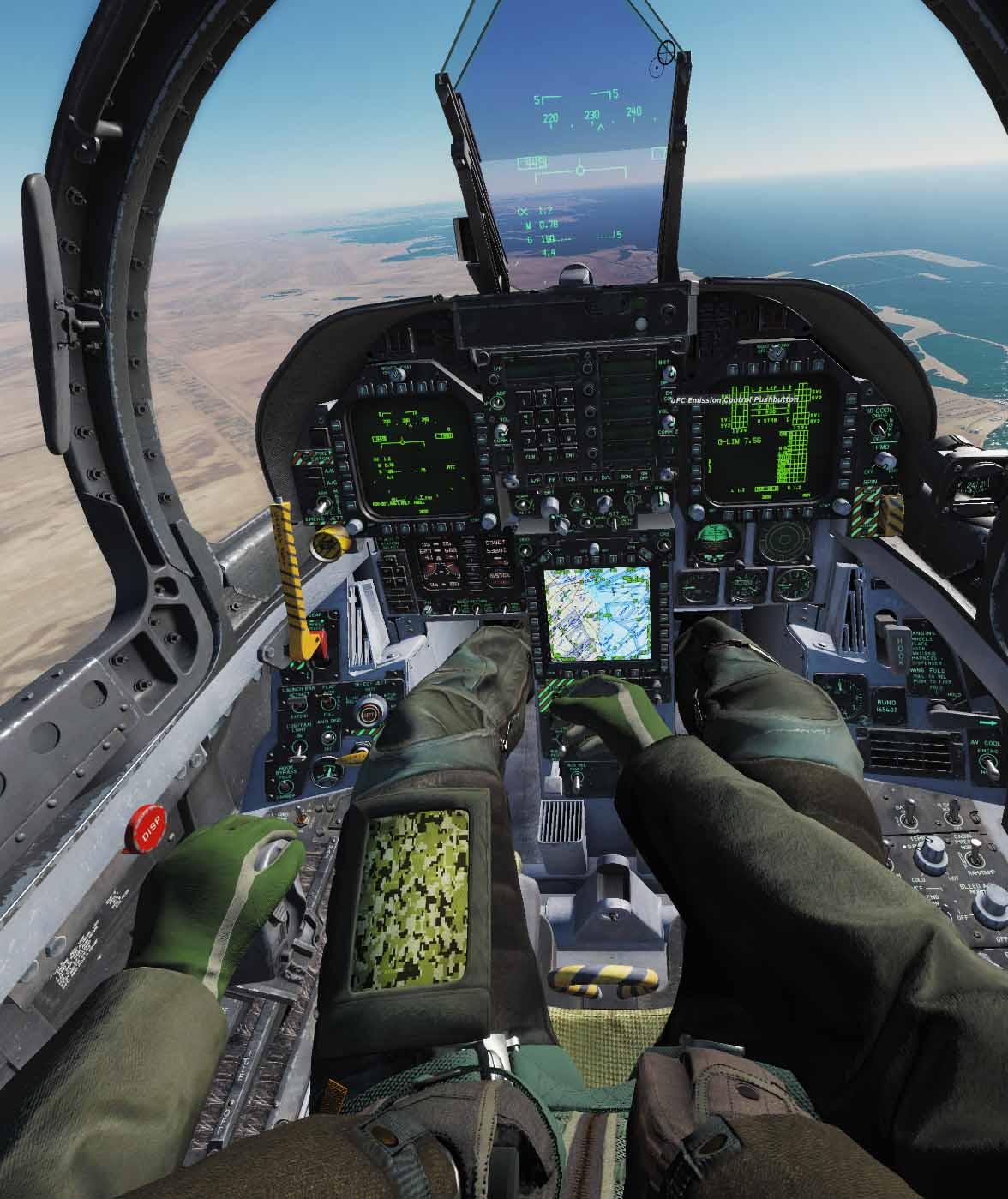 Remove Pilot Dcs F A 18c Hornet Ed Forums