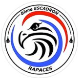 Escadron 8TH RAPACES (FR)