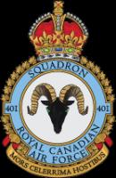 401 Squadron RCAF