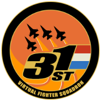 31st Virtual Fighter Squadron Netherlands